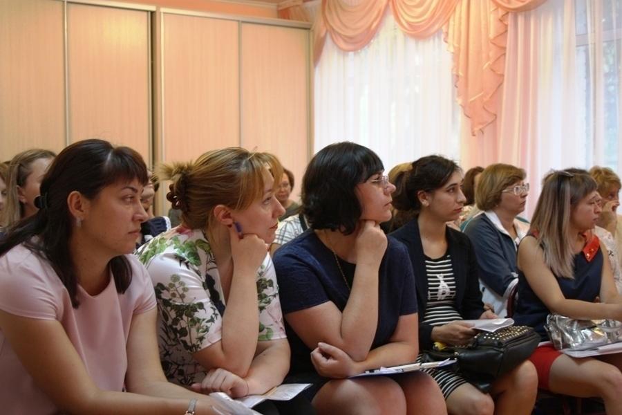 работа педагогической студии для воспитателей дошкольных образовательных организаций